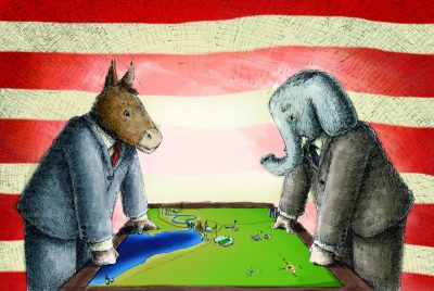 Using the Antitrust Laws to Open the U.S. Political System to Competition