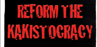 Kakistocracy is Two Major Political Parties: Articles About