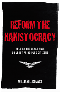 Midwest Book Review: Reform the Kakistocracy by Diane Donovan