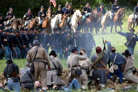 2021 GA Senate Runoff Election Is Second Battle of Atlanta